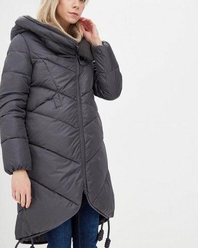 Утепленная куртка - серая Acasta