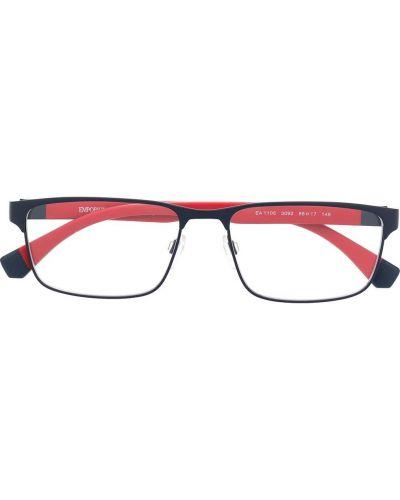 Okulary przeciwsłoneczne dla wzroku, niebieski Emporio Armani