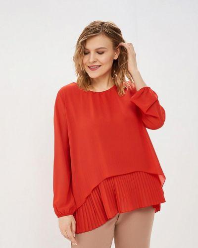 Блузка весенний красная Kitana By Rinascimento