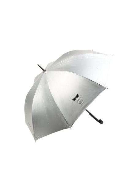 Parasol automatyczny - szary Karl Lagerfeld