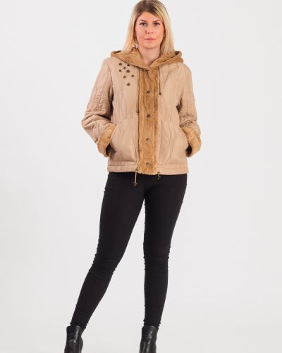 Куртка с капюшоном укороченная Lacywear