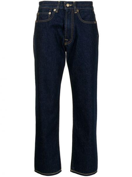 Прямые джинсы классические - синие Ports 1961
