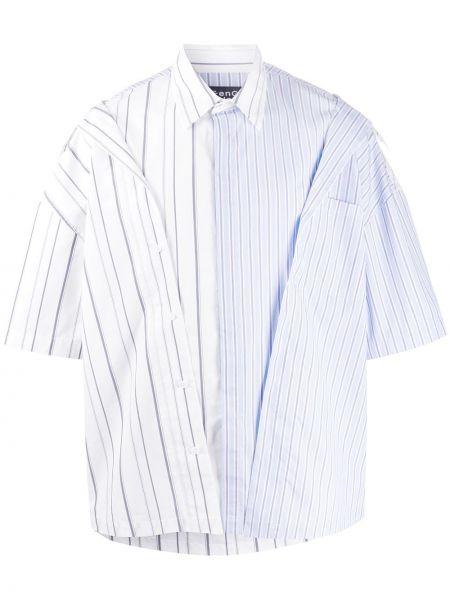 Koszula krótkie z krótkim rękawem klasyczna z kołnierzem Feng Cheng Wang