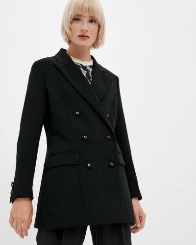 Черный пиджак осенний L'autre Chose