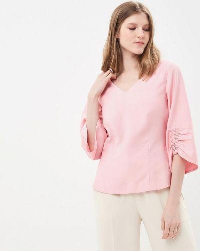 Блузка розовая весенний Marks & Spencer