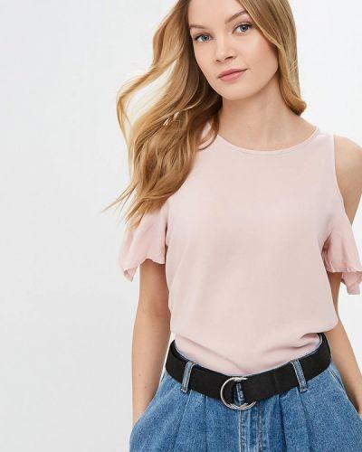 Блузка розовый 2019 Befree