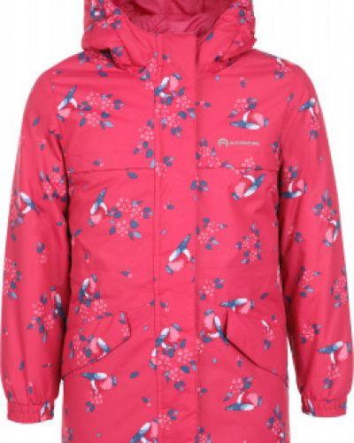 Куртка с капюшоном - розовая Outventure