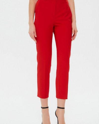 Красные повседневные брюки Moru