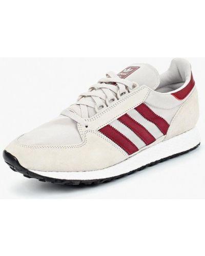 Кроссовки низкие замшевые Adidas Originals