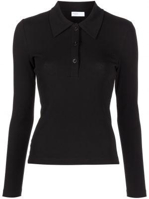 Рубашка с длинным рукавом - черная Rosetta Getty