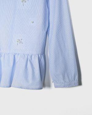 Синяя блуза Blukids