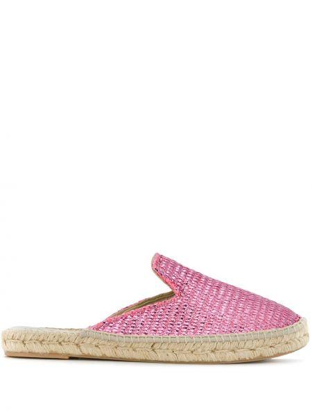 Мюли плетеный Manebi