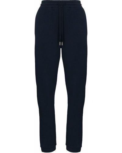 Niebieskie spodnie bawełniane Sweaty Betty