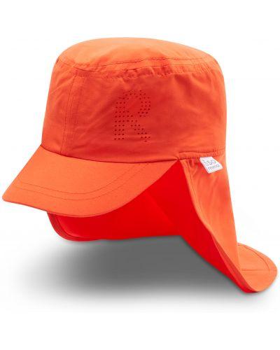 Pomarańczowa czapka z daszkiem Reima