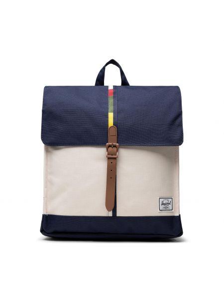Beżowy plecak miejski Herschel
