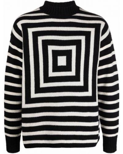 Черный шерстяной джемпер Levi's Vintage Clothing