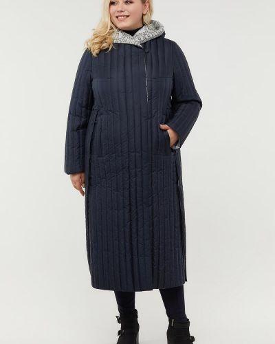Стеганое пальто - серое Riches