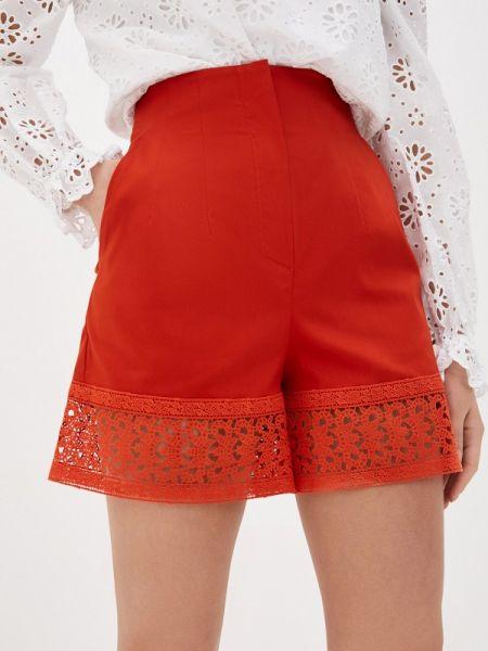 Повседневные красные шорты L'autre Chose