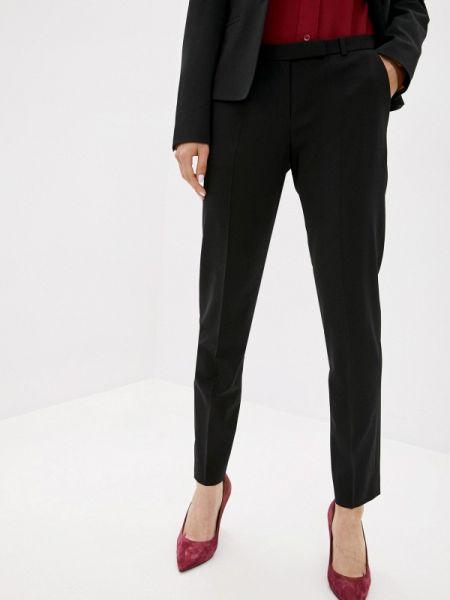 Черные классические брюки с карманами Hugo