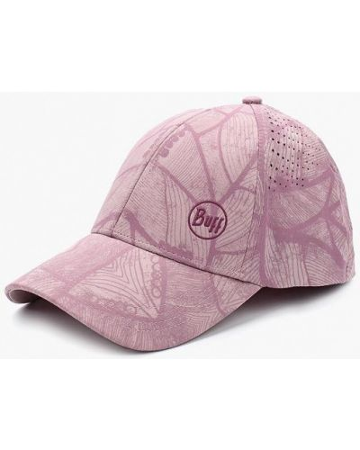 Розовая бейсболка Buff