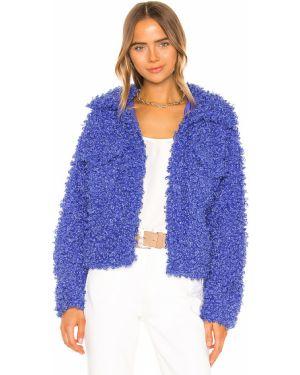 Niebieska kurtka Aeryne
