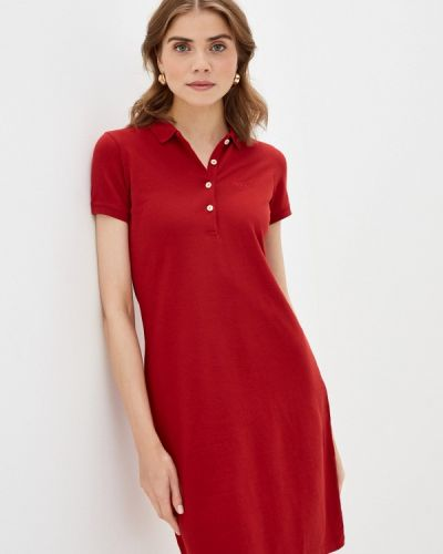 Красное платье Galvanni