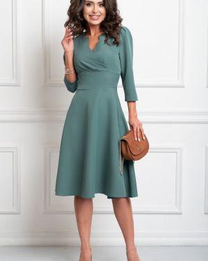 Платье миди с поясом платье-сарафан Bellovera