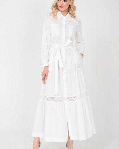 Платье - белое Jn