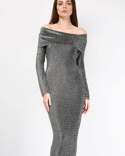 Платье весеннее серебряный Lipinskaya Brand