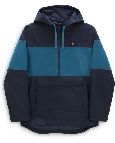 Голубая куртка Vans