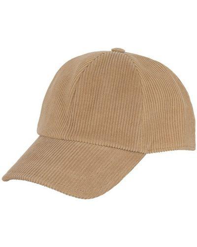 Beżowa czapka z daszkiem Eleventy