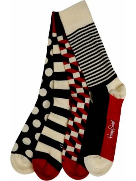 Bawełna bawełna niebieski skarpety Happy Socks