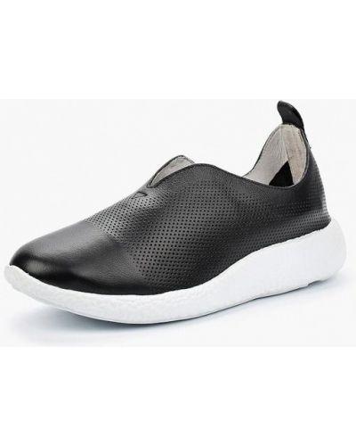 Черные кроссовки Berkonty