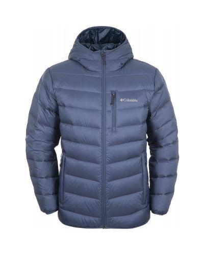 Куртка с капюшоном спортивная пуховая Columbia