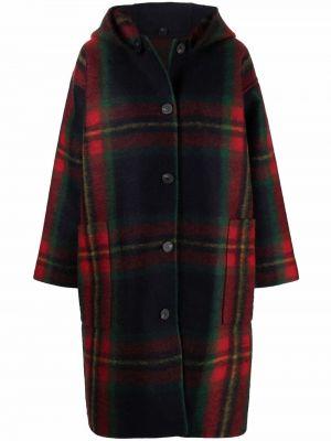 Пальто с капюшоном - красное Sofie D'hoore