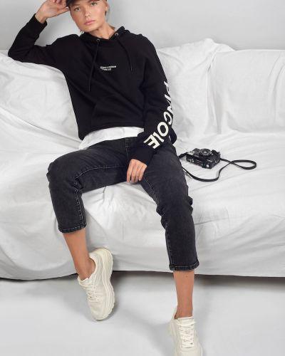 Черные брюки Vassa&co