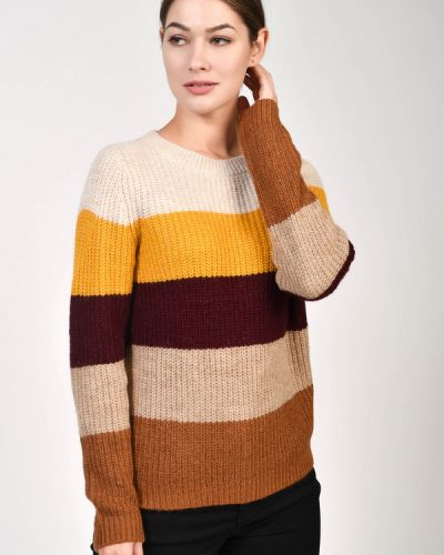 Шерстяной пуловер S.oliver