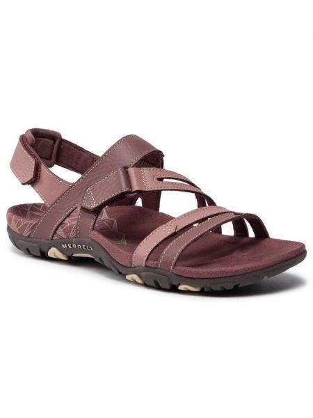 Fioletowe sneakersy Merrell