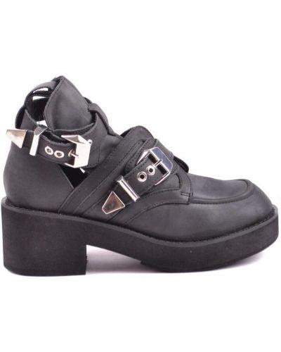 Sandały - czarne Jeffrey Campbell