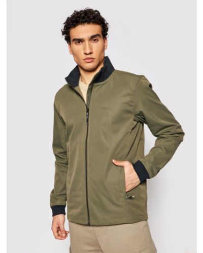 Zielona kurtka przejściowa Didriksons