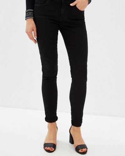 Джинсы mom черные Guess Jeans