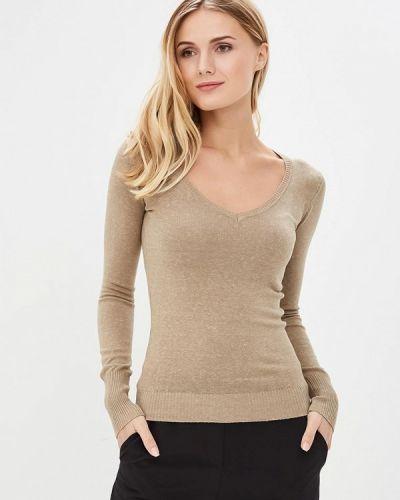 Бежевый пуловер Alcott