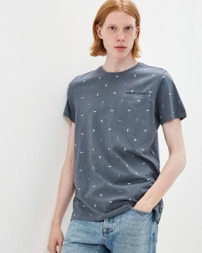 Серая футболка с короткими рукавами Brunotti