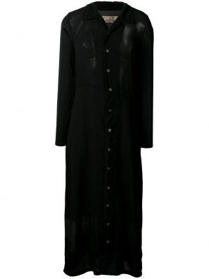 Платье миди винтажная на пуговицах Comme Des Garçons Pre-owned