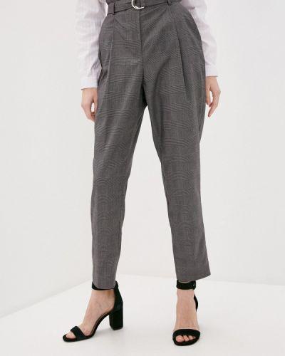 Серые классические брюки Lusio