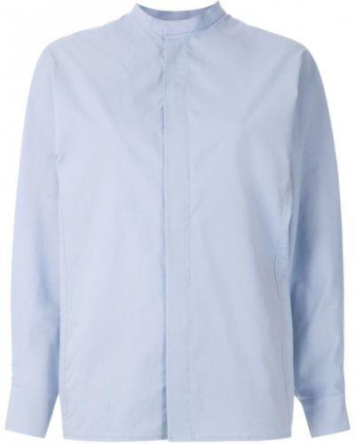 Рубашка с длинным рукавом с воротником-стойкой Egrey