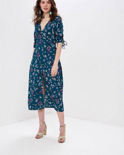 Бирюзовое платье Sweewe
