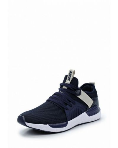 Синие кроссовки Ascot