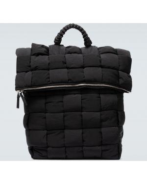 Sport torba czarny nylon Bottega Veneta