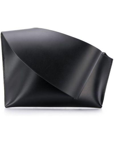 Сумка черная сумка-мешок Venczel